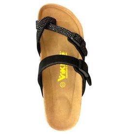 Tofino Sandal - Black Studs