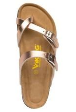 Tofino Sandal - Rose Gold