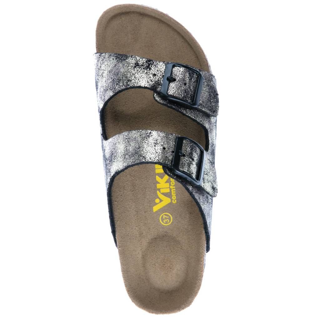 Chatham Sandal - Midnight Pewter