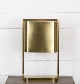Stratton Desk Lamp - Antique Brass