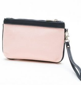 Pixie Mood Mia Pouch - Pink Canvas