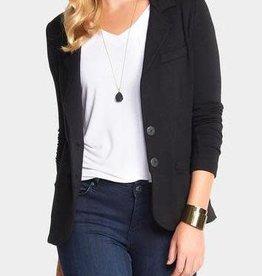 Essential Blazer Black