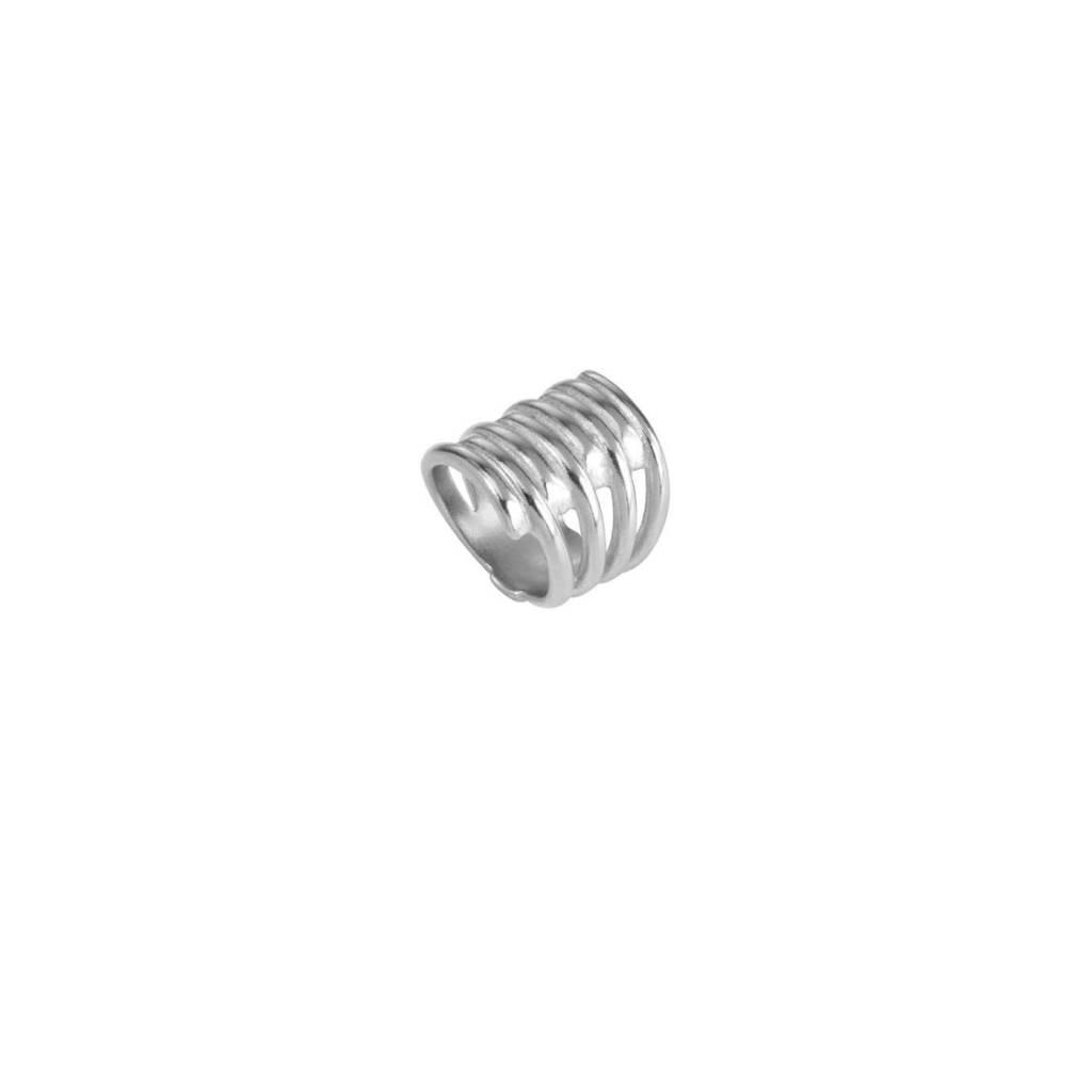 uno de 50 Tornado Ring L