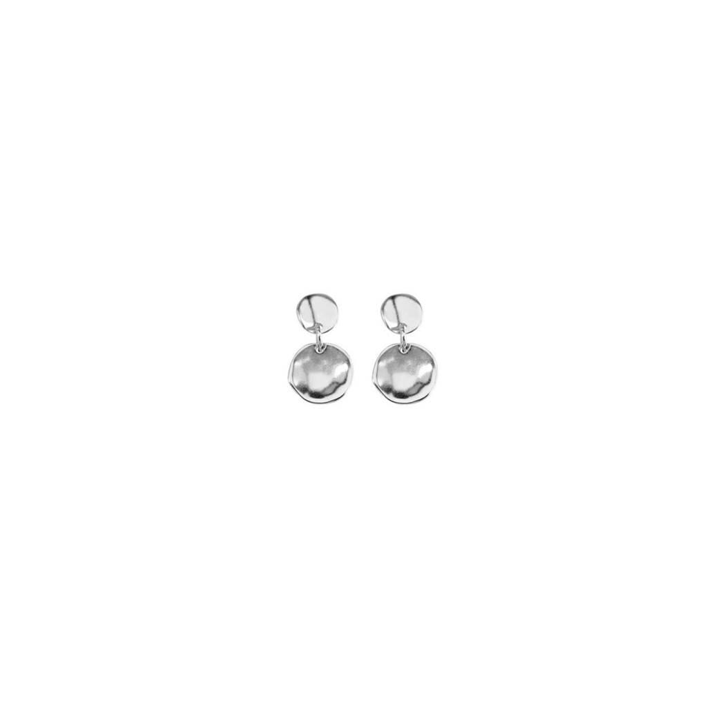 uno de 50 Scales Earring Silver X