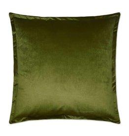 Belvedere Flange Pillow - Aloe 20 x 20