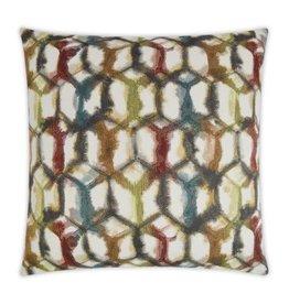 Nightscape Pillow Multi 24 x 24