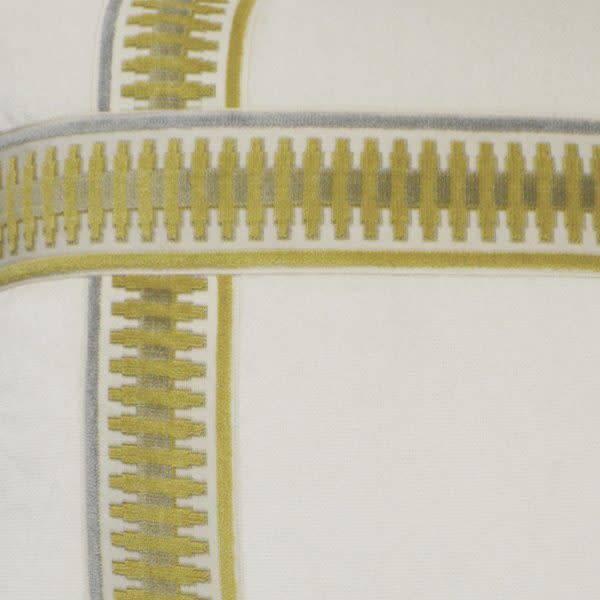 Antibes II Pillow Yellow - 20 x 20