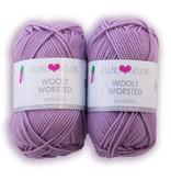 Ewe Ewe Ewe Ewe Wooly Worsted Lavender