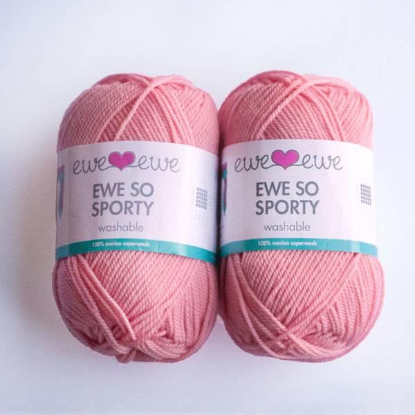 Ewe Ewe Ewe Ewe Ewe So Sporty Cotton Candy