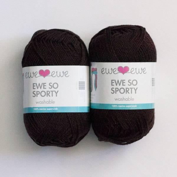 Ewe Ewe Ewe Ewe Ewe So Sporty Chocolate