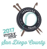 Yarnover Truck 2017 Stitch 'N Pitch Ticket - Padres