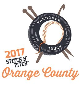 Yarnover Truck 2017 Stitch 'N Pitch Ticket - Angels
