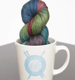 Yarn Love Yarn Love Mr. Darcy River Rock Rainbow