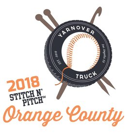 Yarnover Truck 2018 Stitch 'N Pitch Ticket - Angels