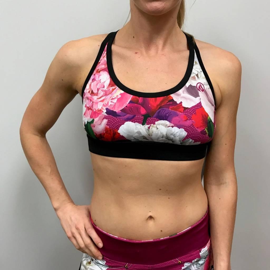 InknBurn InknBurn Womens Sports Bra