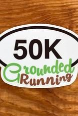 50K Sticker