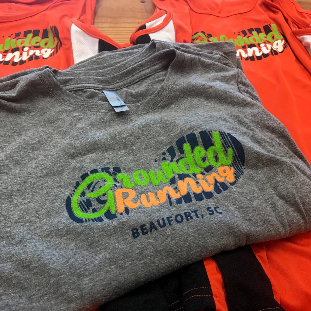 Grounded Running Grounded Running Tee