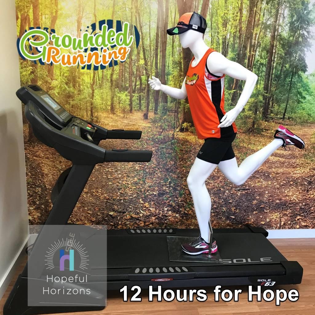 Grounded Running Hours for Hope
