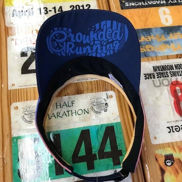 Grounded Running Grounded Running Visor
