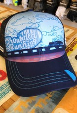 Boco Grounded Running Blue Hat