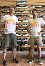 Grounded Running Hot Summer Runnin T-Shirt