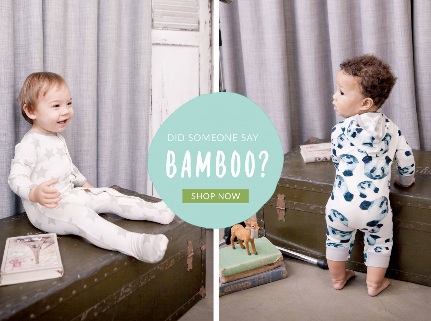 Bamboo Clothing for Children