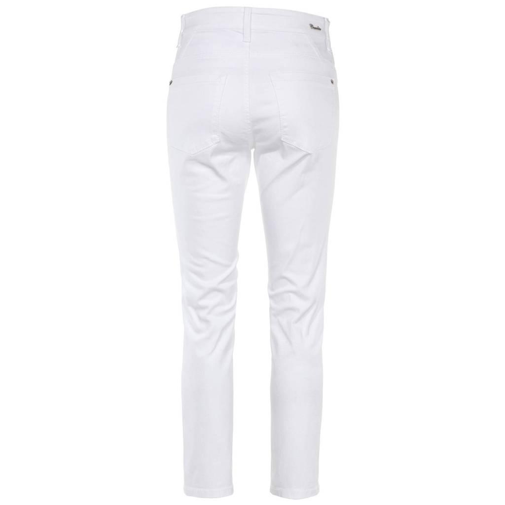 Cambio Cambio Piper Short Jeans - White
