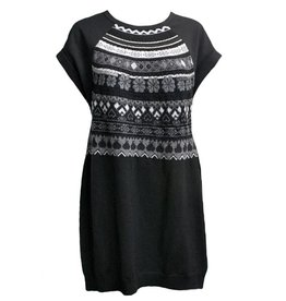 HIGH HIGH Crafty Sweater Dress - Print