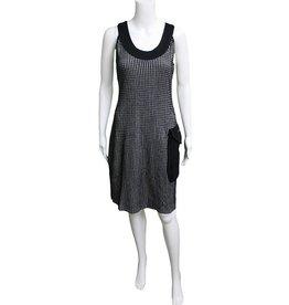 Nor Zip Back Dress