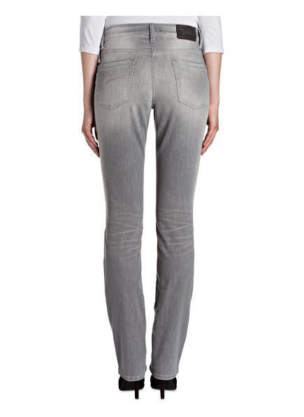 Cambio Cambio Piper Slim Long Jeans - Grey