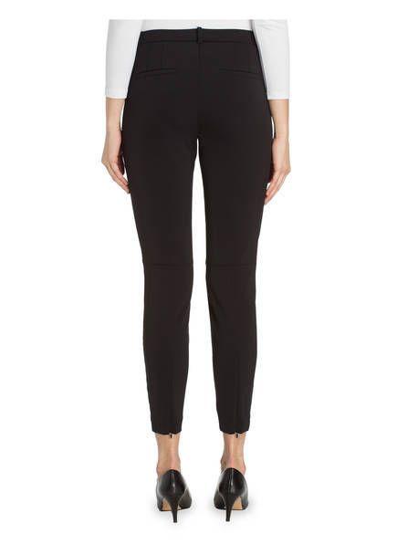 Cambio Cambio Rhonda Mesh Side Pants - Black