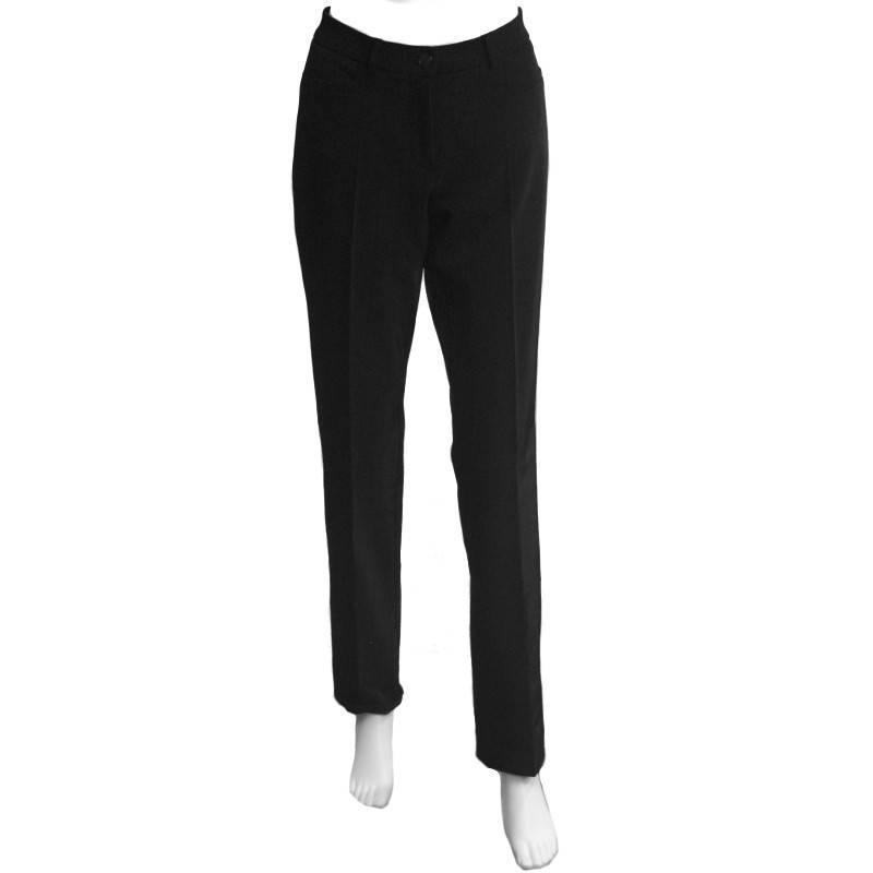 Cambio Cambio Grazia Black Techno Pants - Black