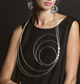 Meghan Patrice Riley Meghan Patrice Riley Swirl Max Necklace