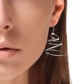 Meghan Patrice Riley Meghan Patrice Riley Gravity Large Earrings