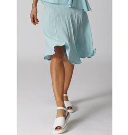 Babette Babette Petal Skirt - Aqua