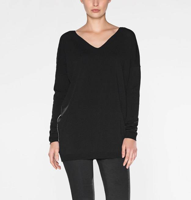 Sarah Pacini Sarah Pacini Sweater - Trait
