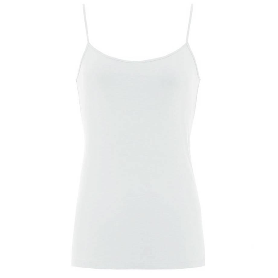 Crea Concept Crea Concept Essential Strappy Tank - White