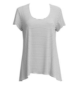 Fat Hat Fat Hat Tee Shirt - Stripe