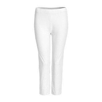 Raffaello Rossi Raffaello Rossi Penny 6/8 Crop Pants - White