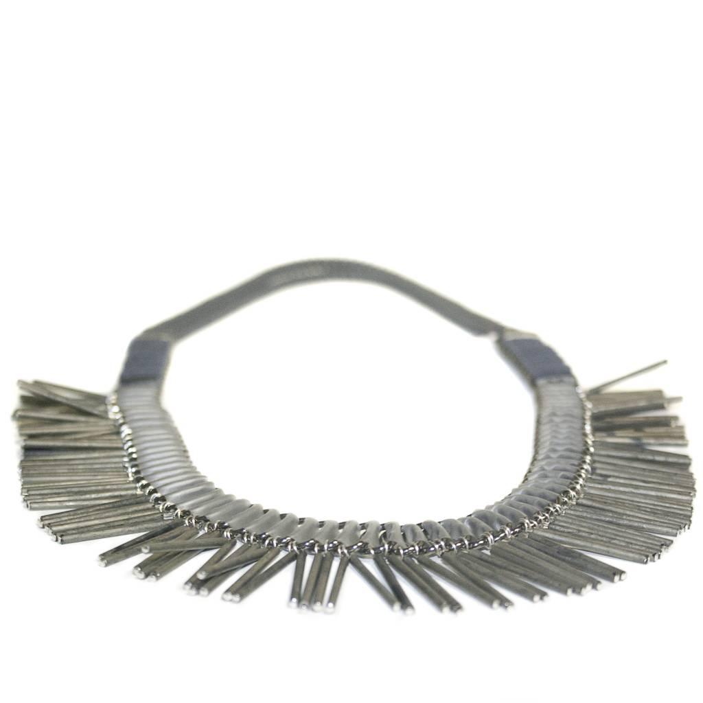 Michelle Lowe-Holder Michelle Lowe-Holder Single Strand Fringe Necklace