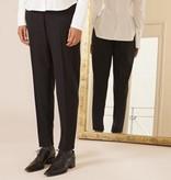 Matthildur Matthildur Micro Light Slim Pants - Black
