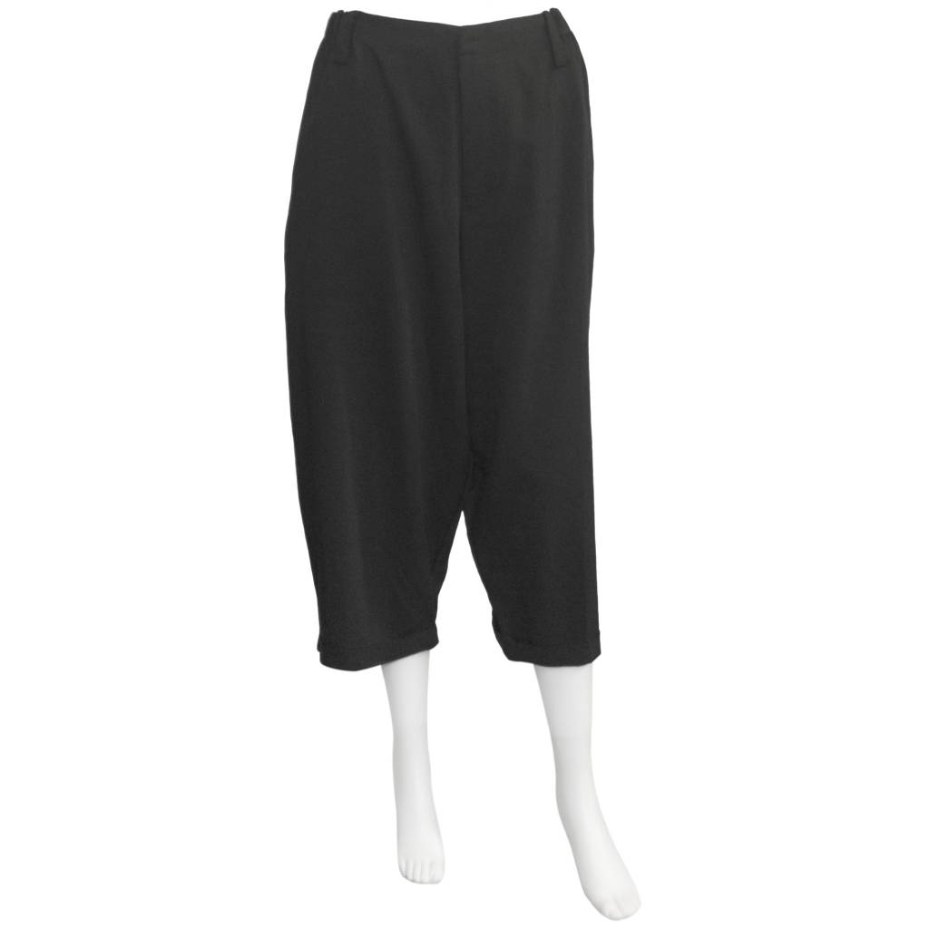 Moyuru Moyuru Basic Pants - Black