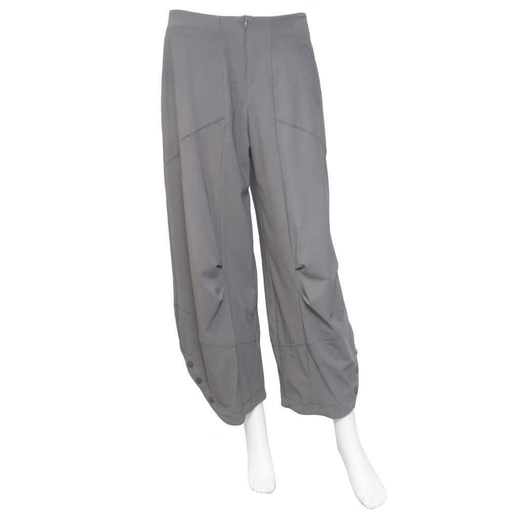 Porto Porto Hillbilly Pants - Nickel