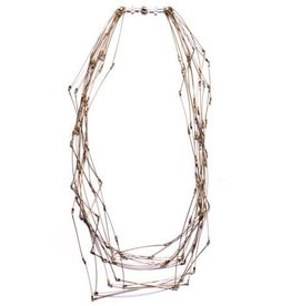 Meghan Patrice Riley Meghan Patrice Riley Line Segments Necklace