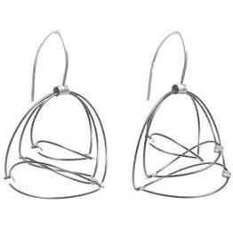 Meghan Patrice Riley Meghan Patrice Riley Swirl Hooks Earrings