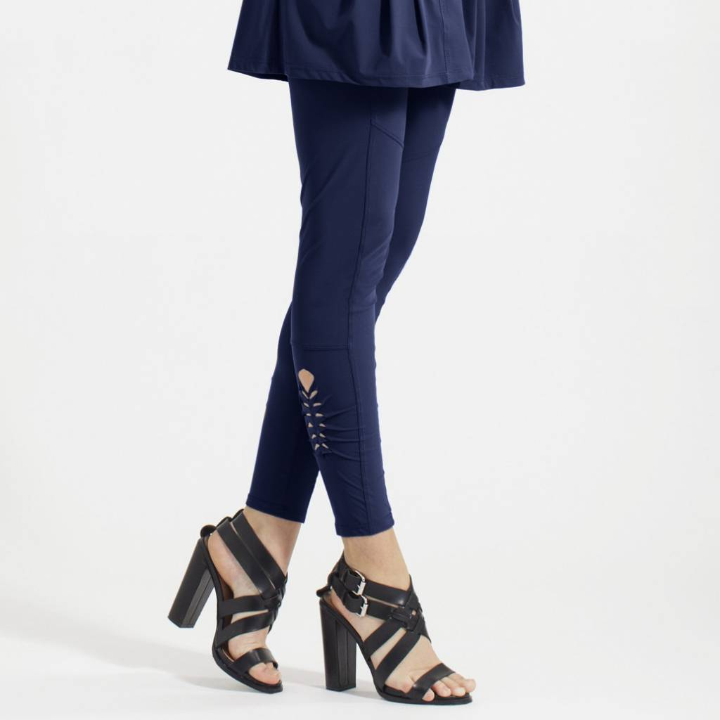 Deca Deca Pariot Leggings - Indigo