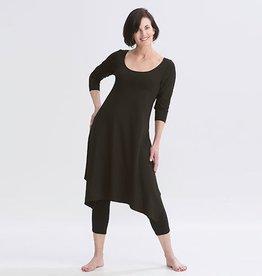 Fat Hat Fat Hat Simple Dress - Black