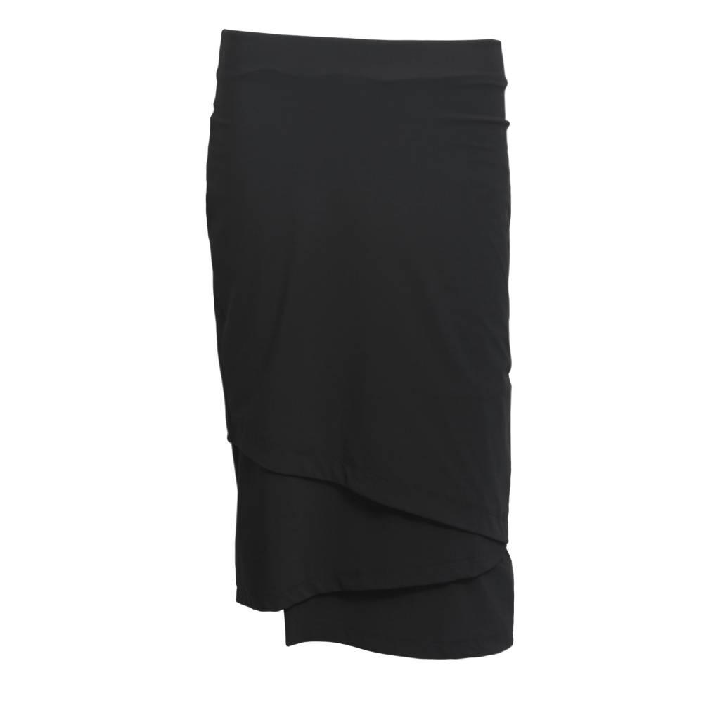 Porto Porto Monroe Skirt - Black