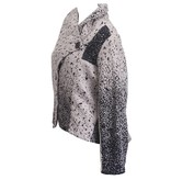 Dress To Kill Dress To Kill Speckle Cross Over Jacket