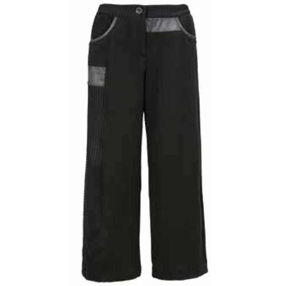 Alembika Alembika Straight Pants - Black